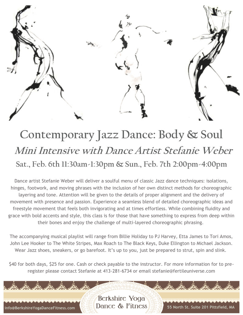 Contemporary Jazz Dance_BYDF