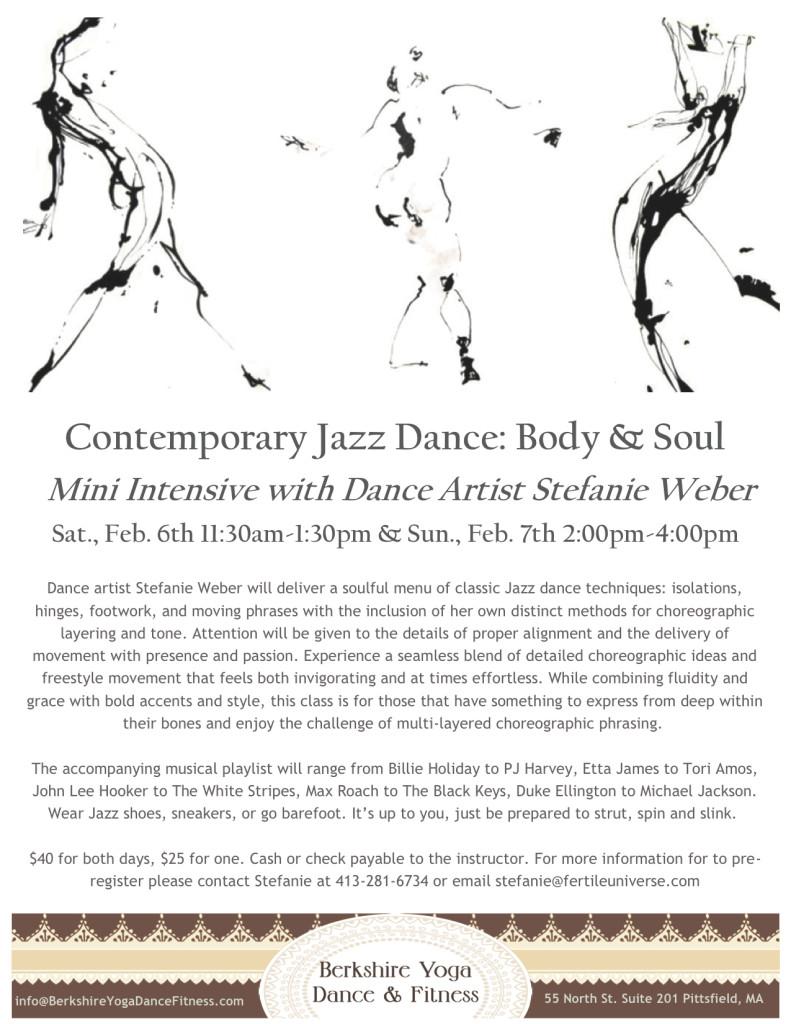 Contemporary Jazz Dance_BYDF