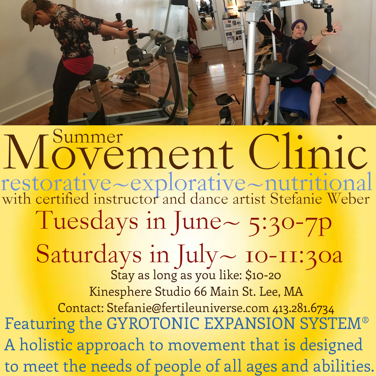 MovementClinic2016